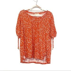 Micheal Kors blouse Size Large